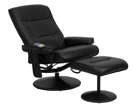 Heated Reclining Massage Chair
