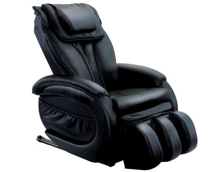 Infinity IT-9800 Zero-Gravity Leather Massage Chair - Black