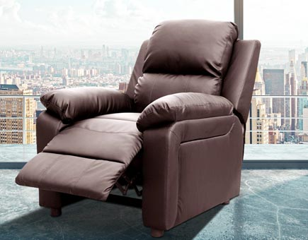 Montana Heated Massage Recliner